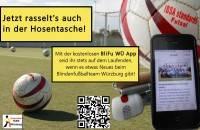 Die kostenlose BliFu WÜ App gibt es für Apple, Android und Windowsphone!