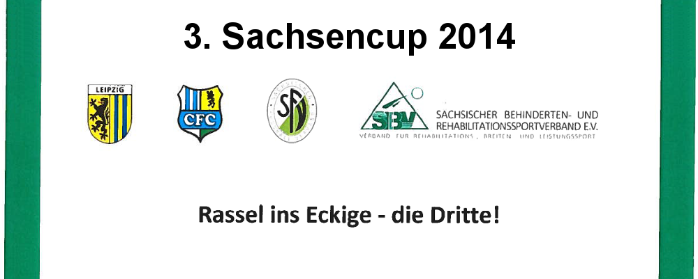 3. Sachsencup in Leipzig