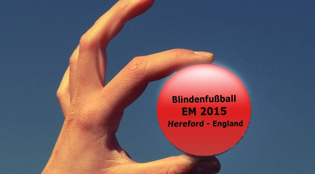 Auslosung EM 2015 Herford-England