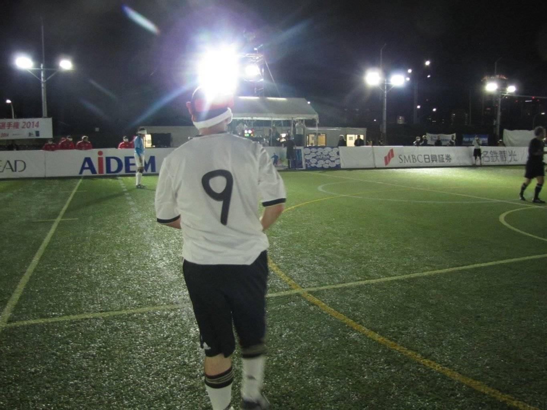 Deutscher Nationalspieler vor dem Spiel gegen Spanien