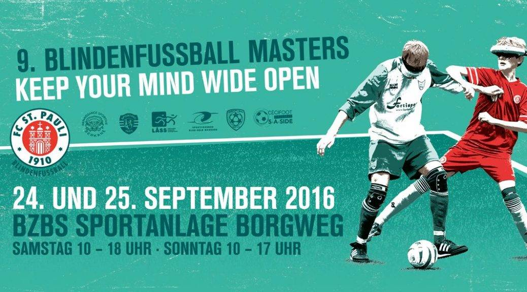 Flyer Keep your mind wiede open
