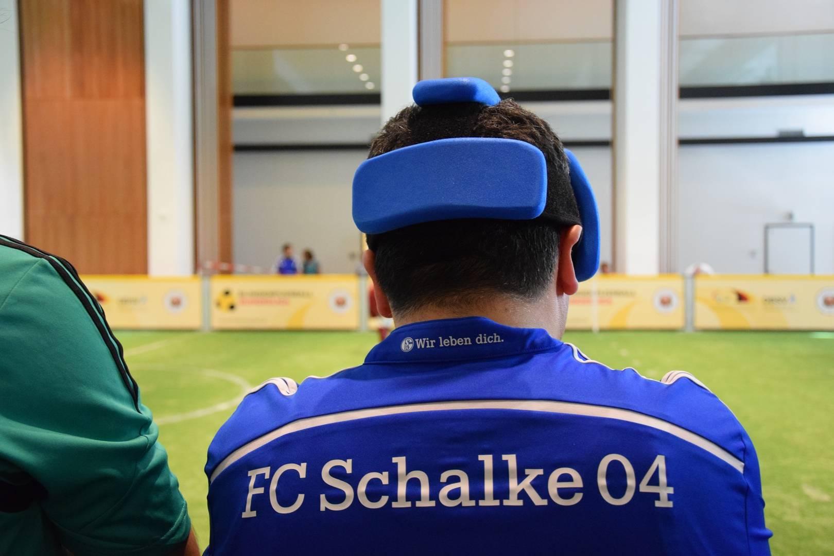 Trikot FC Schalke 04 Rücken