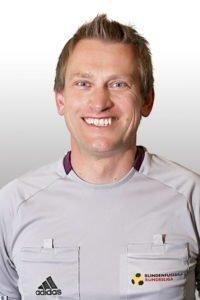 Niels Haupt im Protrait