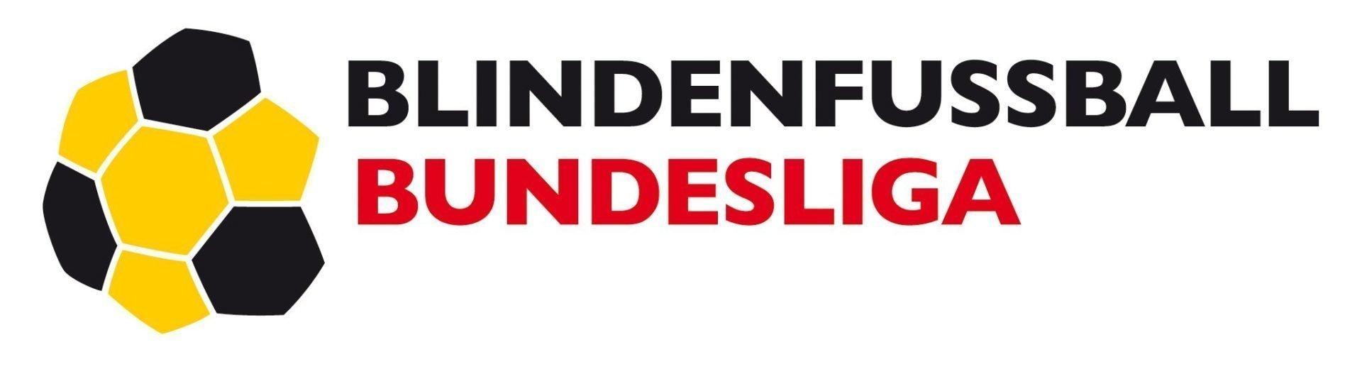 Das Logo der Blindenfußball-Bundesliga. ©: Träger der Blindenfußball-Bundesliga