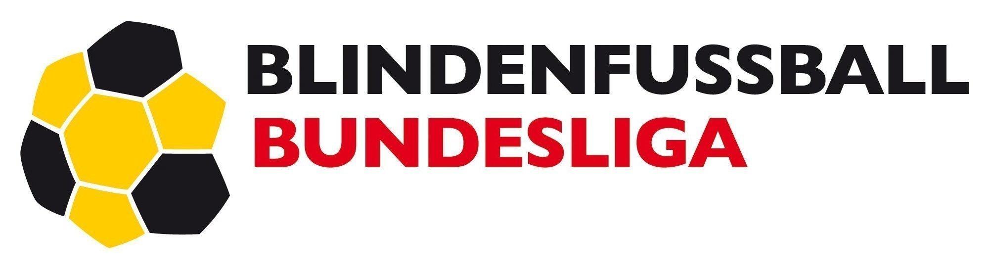 Das Logo der Blindenfußball-Bundesliga