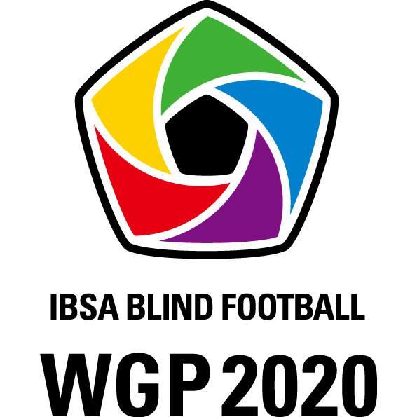 Das Logo des diesjährigen IBSA Blind Football World Grand Prix in Japan. Fotorechte: Japansicher Blindenfußball-Verband